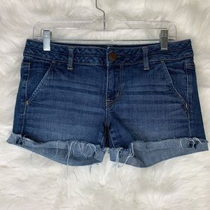 American Eagle Stretch Flip Pocket Jean Shorts
